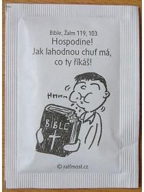 Cukr sáčkový (Bible)