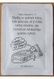 Cukr sáčkový (spánek)