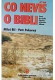 Co nevíš o Bibli