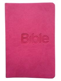 Bible, překlad 21. století, kapesní (růžová)