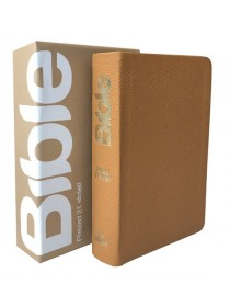Bible, překlad 21. století, kapesní Gold