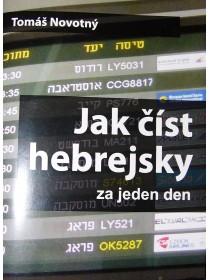 Jak číst hebrejsky za jeden den