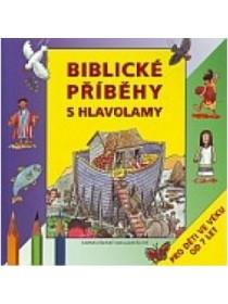 Biblické příběhy s hlavolamy
