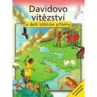 Davidovo vítězství a další biblické příběhy se samolepkami