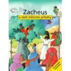 Zacheus a další biblické příběhy se samolepkami