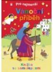 Vánoční příběh - knížka se samolepkami