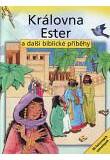Královna Ester a další biblické příběhy se samolepkami