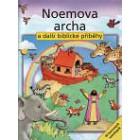 Noemova archa a další biblické příběhy se samolepkami