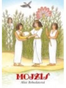 Omalovánky - Mojžíš
