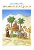 Omalovánky - Abraham, Izák, Jákob
