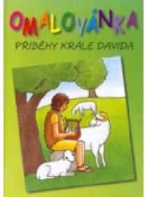 Omalovánky - Příběhy krále Davida
