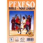 """Pexeso """"Nový zákon"""""""