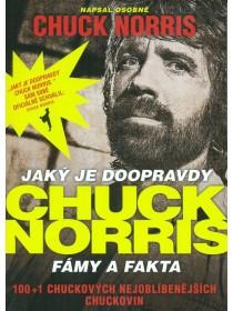 Chuck Norris - Jaký je doopravdy. Fámy a fakta