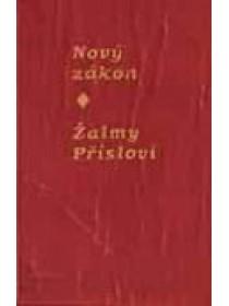 Nový zákon, Žalmy a Přísloví, kapesní