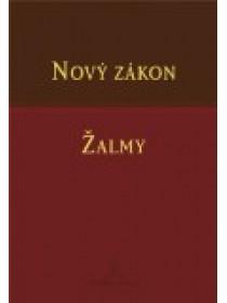 Nový zákon s Žalmy (imitace kůže)