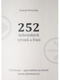 252 hebrejských výrazů a frází