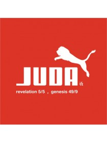 Lion of Juda - červená