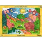 Puzzle Stvoření světa